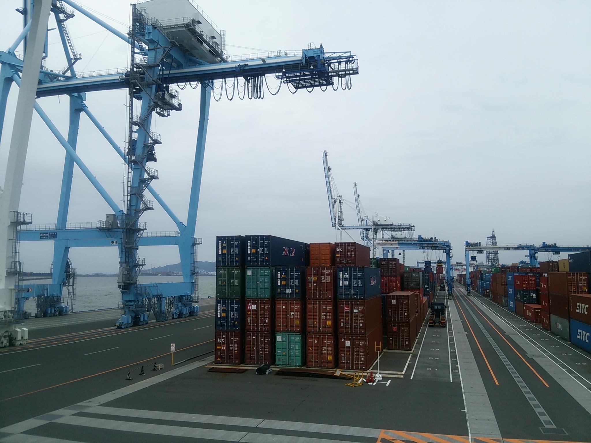 清水港の活性化